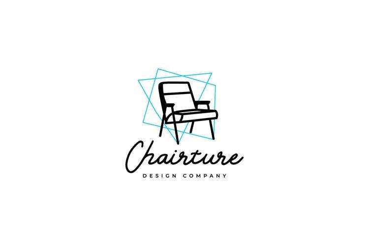 chair interior logo
