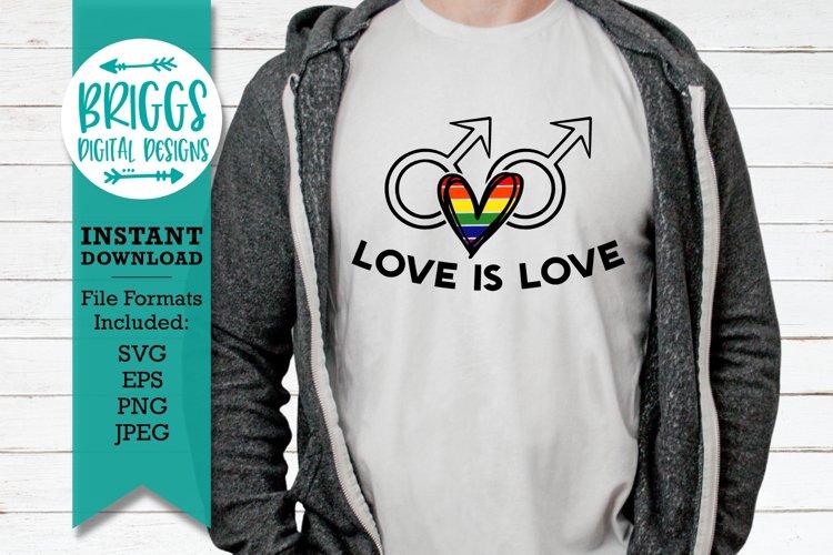 Love is Love SVG   Gay Pride svg, Rainbow Heart, pride month
