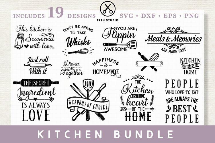 Kitchen SVG Bundle - MB22