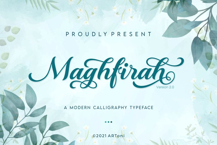 Maghfirah Two example image 1