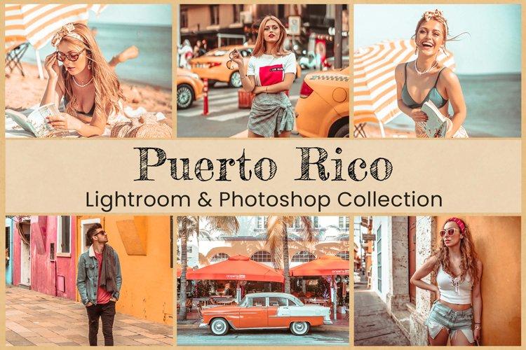 10 Puerto Rico Photo Editing Collection