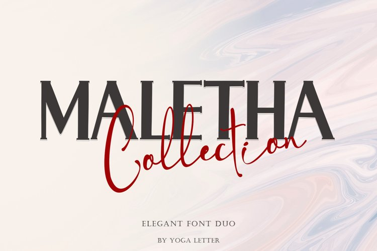 Maletha Collection example image 1