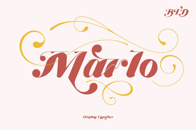 Marlo example image 1