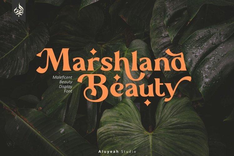 Marshland Beauty