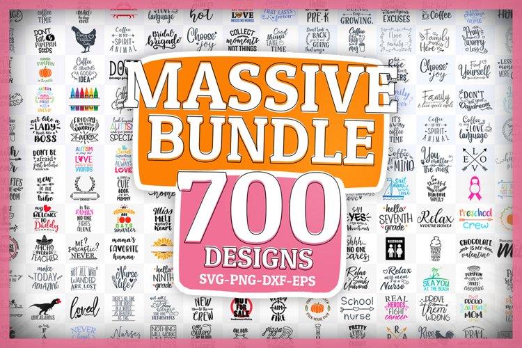 Massive SVG Bundle - Best Seller Bundle