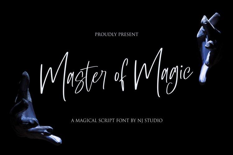 Master of Magic example image 1
