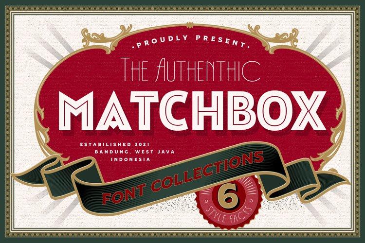 Matchbox Font Collections