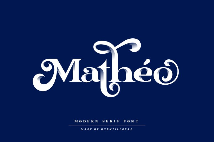 Matheo example image 1