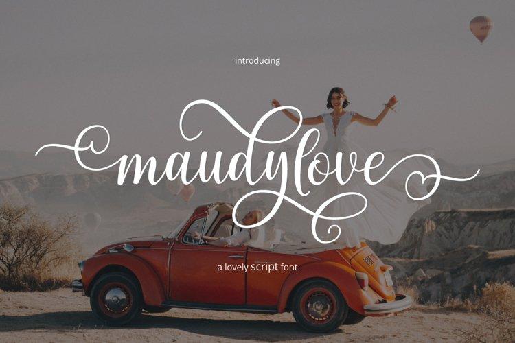 Maudylove example image 1