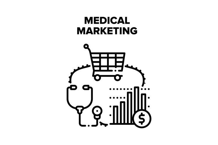 Medical Marketing Health Vector Concept
