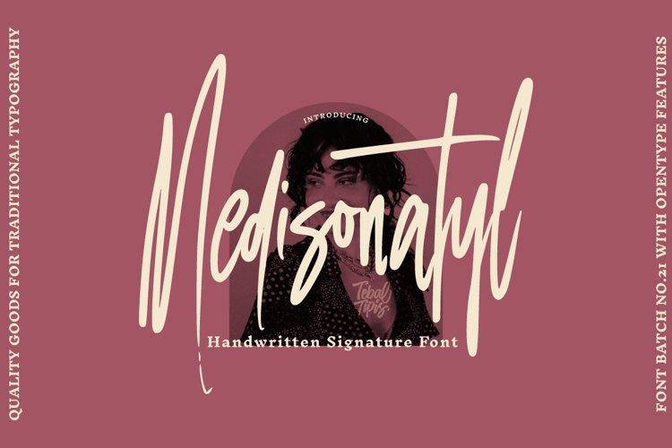 Medisonatyl Signature example image 1