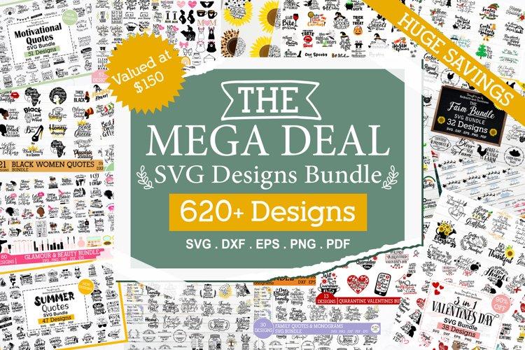 The Mega Deal SVG designs Bundle,Huge collection of SVG,PNG example image 1