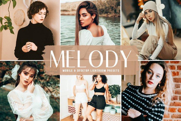 Melody Mobile & Desktop Lightroom Presets example image 1