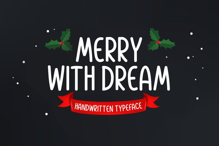 Merry With Dream example image 1