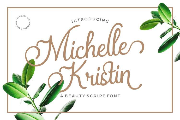 Michelle Kristin example image 1