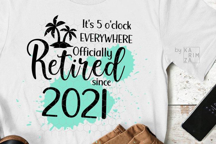 Retired SVG
