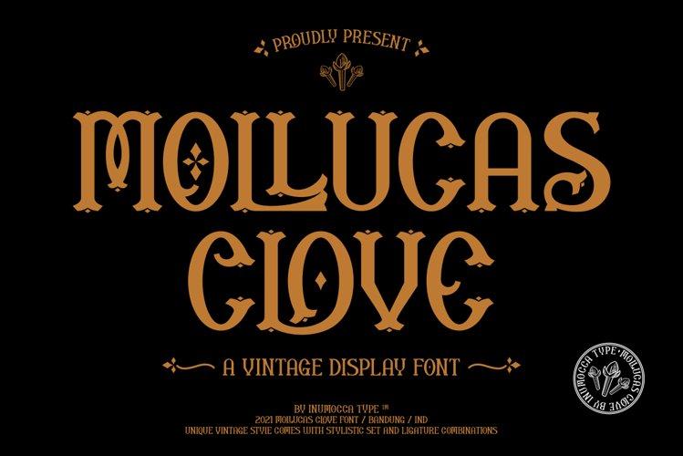 Mollucas Clove example image 1