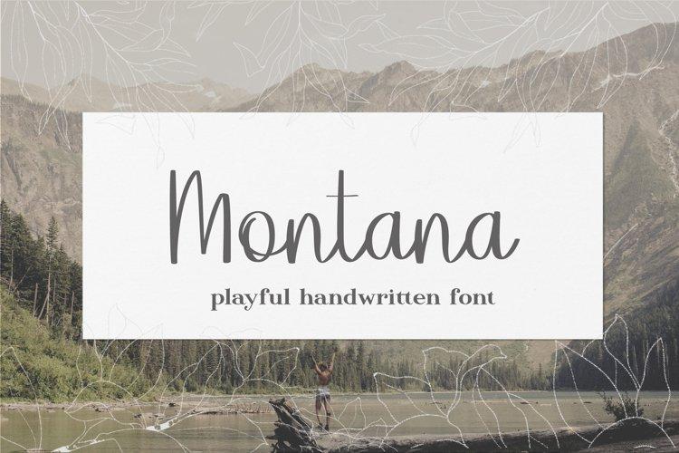 Montana example image 1