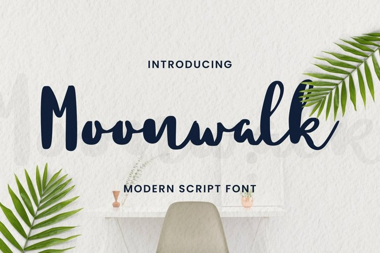 Web Font Moonwalk