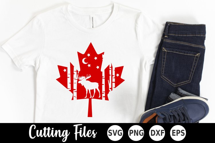 Canada SVG   Canada Day SVG   Moose SVG