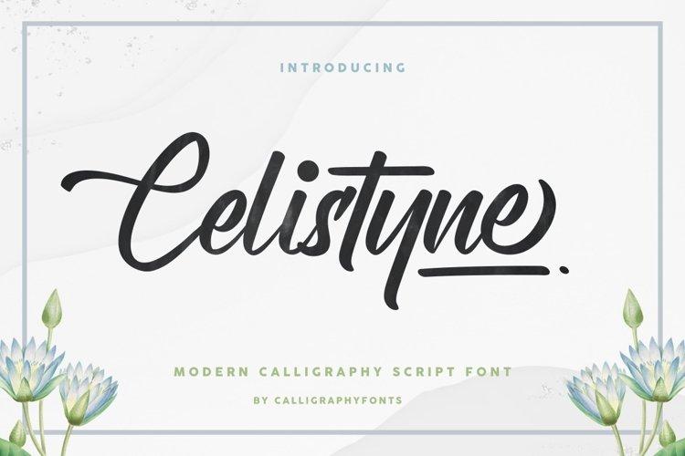 Celistyne example image 1