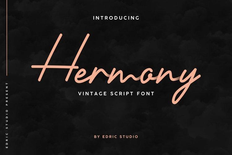 Hermony example image 1