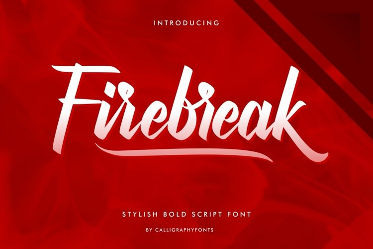 Firebreak example image 1