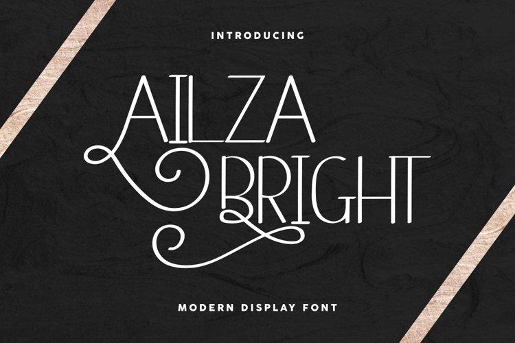 Ailza Bright example image 1