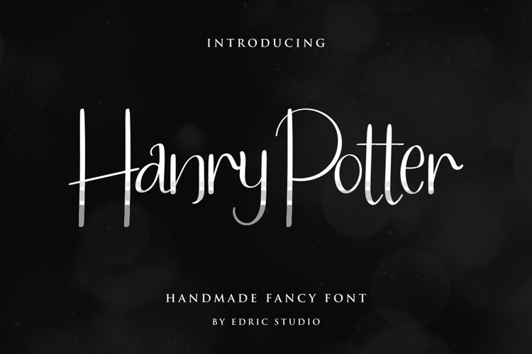 Hanry Potter example image 1