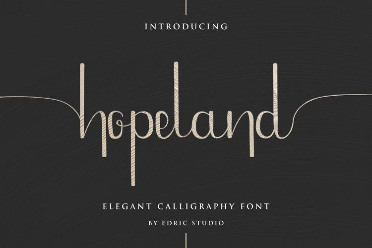 HopeLand example image 1