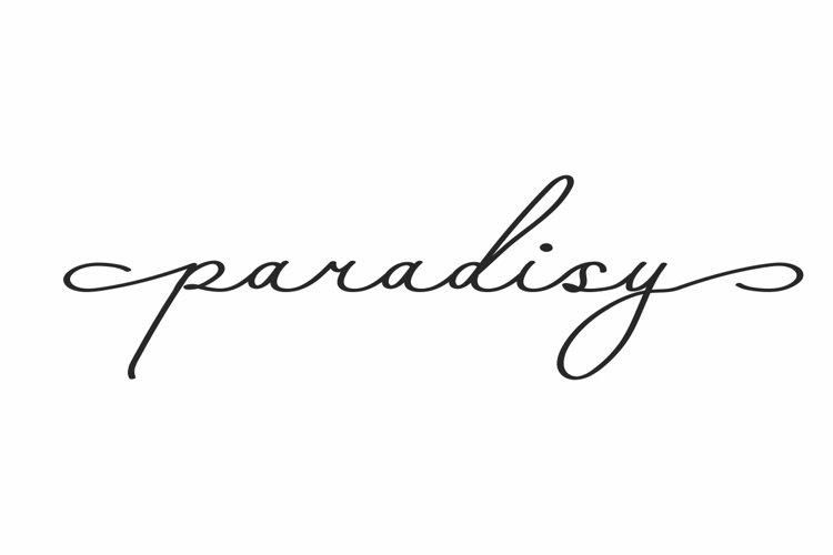 Paradisy example image 1