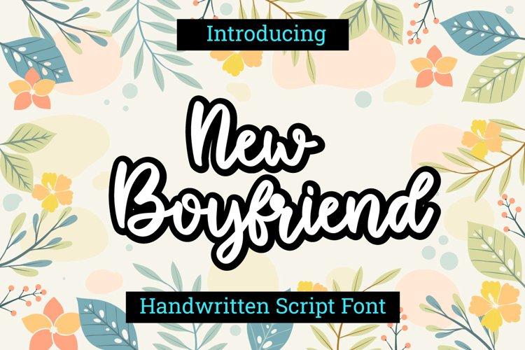 New Boyfriend example image 1