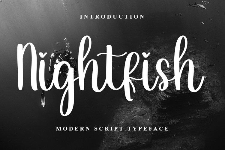 Nightfish example image 1