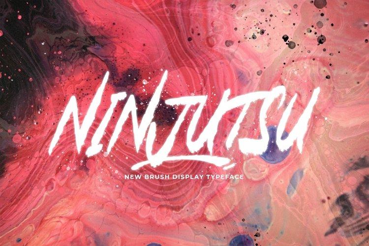 Web Font Ninjutsu example image 1