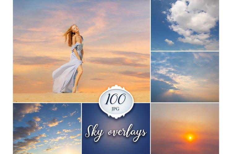 100 Sky Photo Overlays example image 1