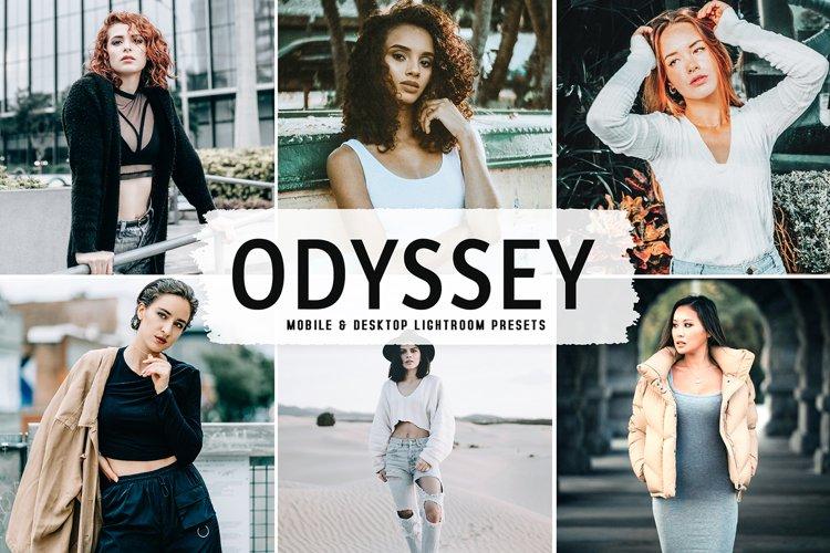 Odyssey Mobile & Desktop Lightroom Presets