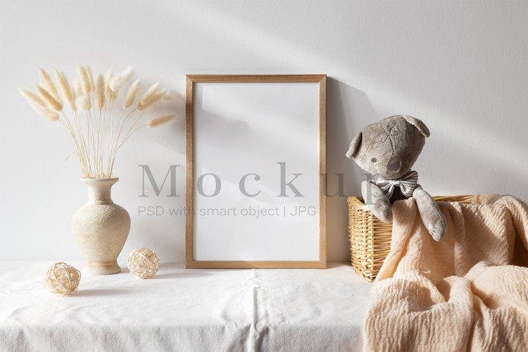 Poster Mockup,Mockup Frame,Smart Object Mockup