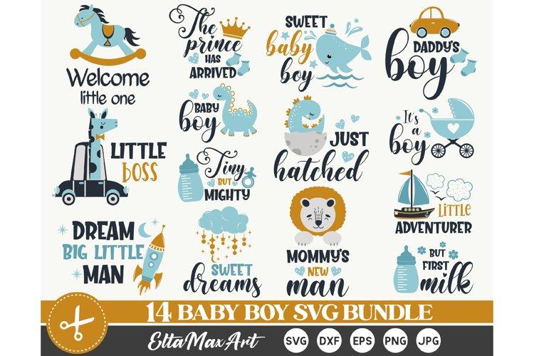 Baby Boy SVG Bundle, Baby svg, Boy SVG, Newborn boy svg