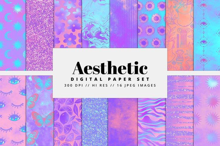 Aesthetic Digital Paper