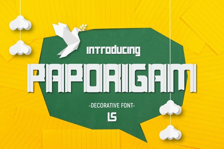 Paporigam example image 1