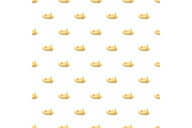 Cashew pattern seamless vector example image 1