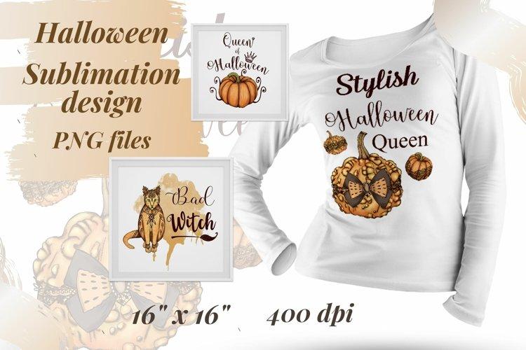 Halloween Sublimation design png files, halloween queen