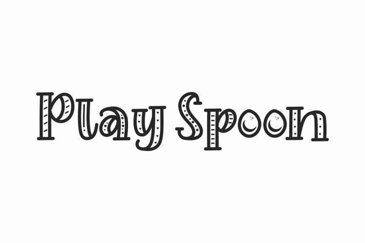 Play Spoon example image 1