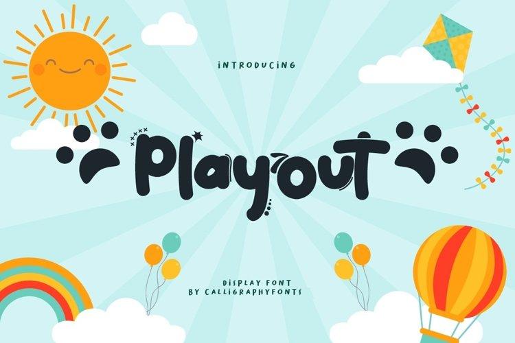 playout example image 1