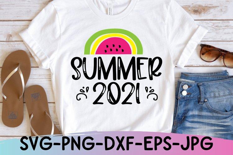 Summer 2021 Svg, Beach Svg, Vacation Svg, Hello Summer Svg