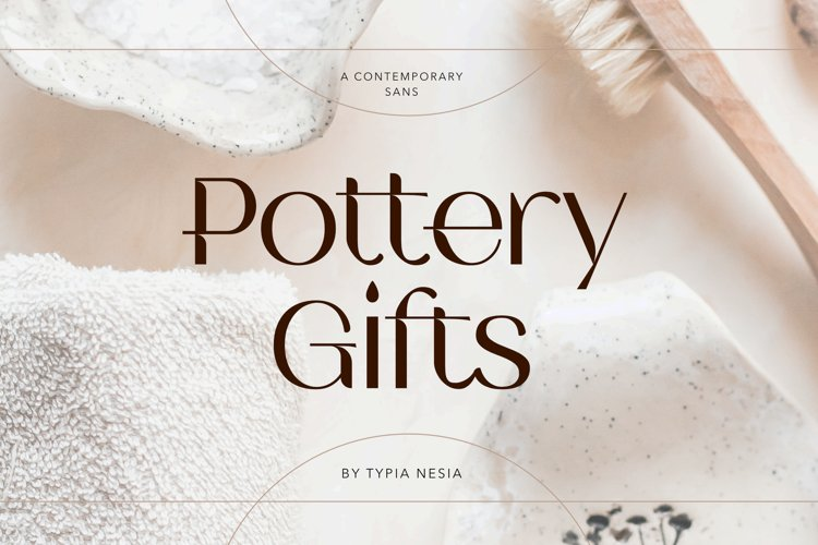 Pottery Gifts