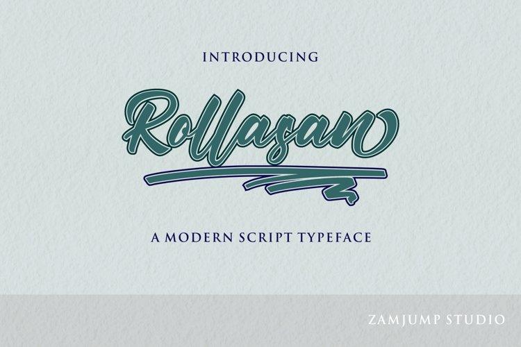 Rollasan example image 1