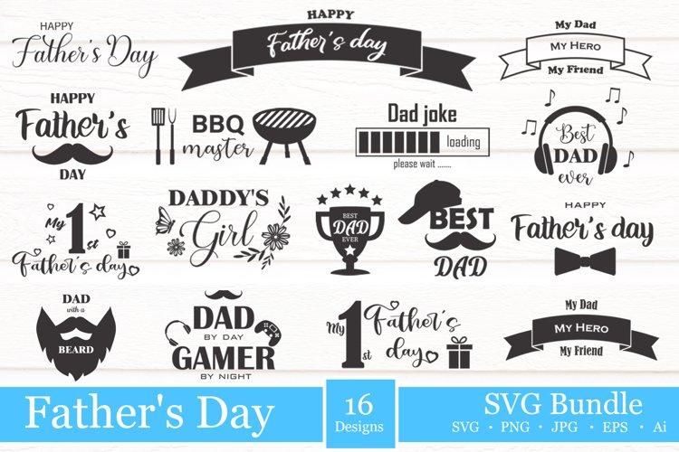 Fathers Day SVG Bundle. DAD bundle svg. Best dad