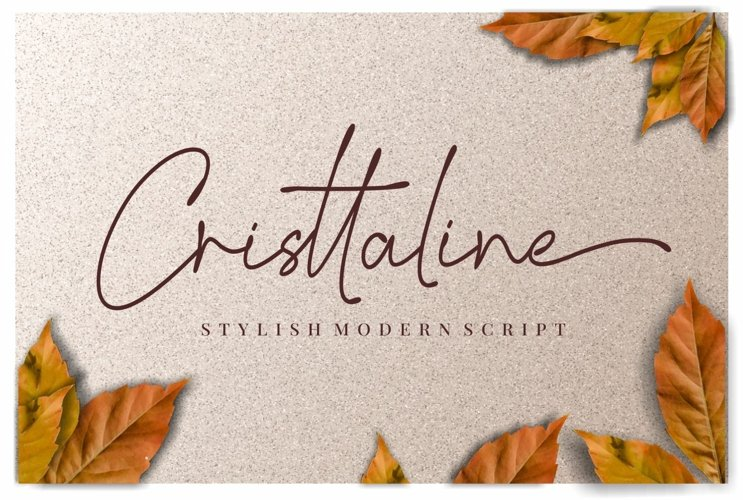 Cristtaline example image 1