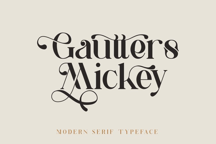 Gautters Mickey example image 1